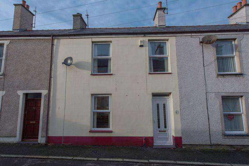 2 Bedrooms Terraced House for sale in Ucheldre Avenue, Holyhead