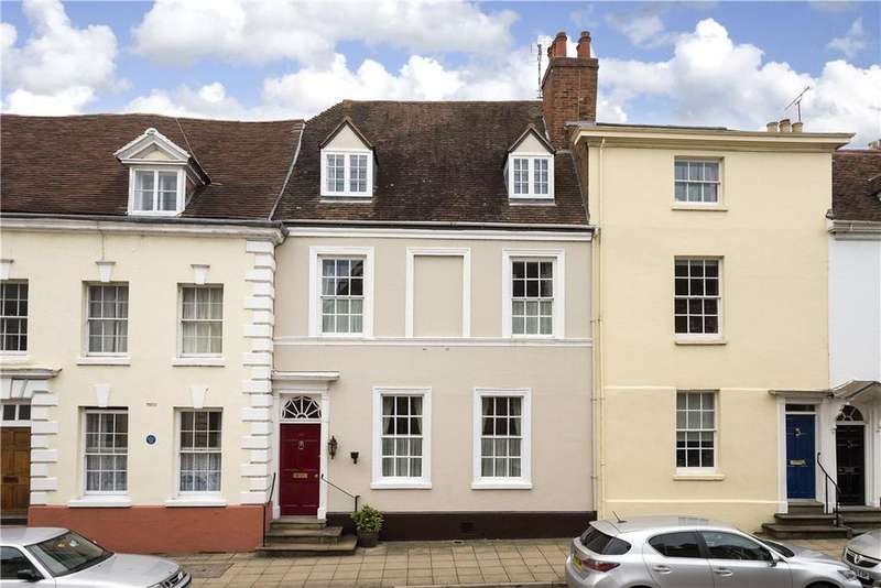 6 Bedrooms House for sale in High Street, Warwick, Warwickshire, CV34