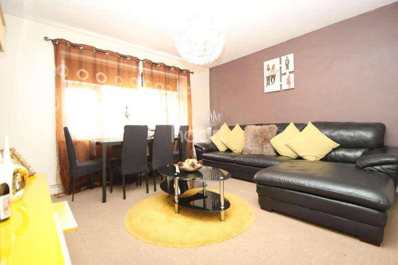 2 Bedrooms Flat for sale in Chobham Road, London, E15