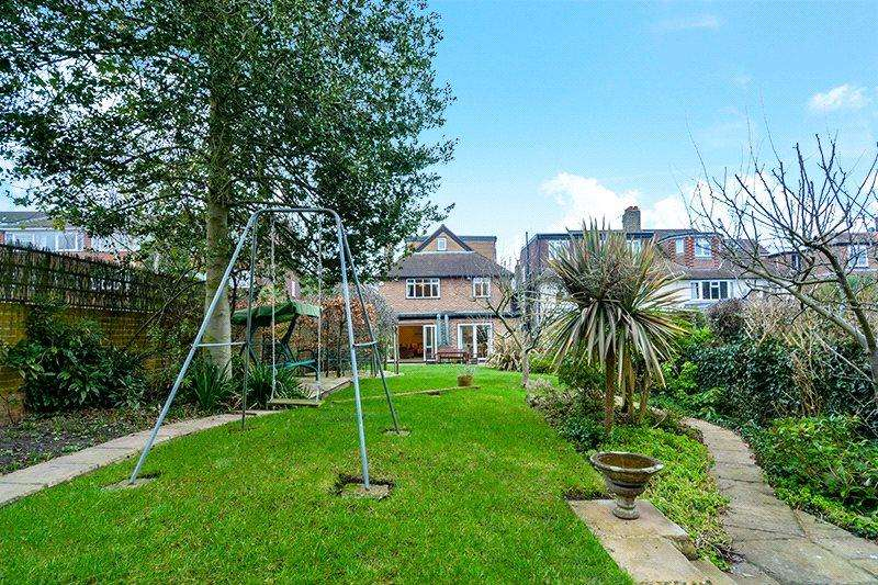 5 Bedrooms Detached House for sale in Burntwood Grange Road, London, SW18