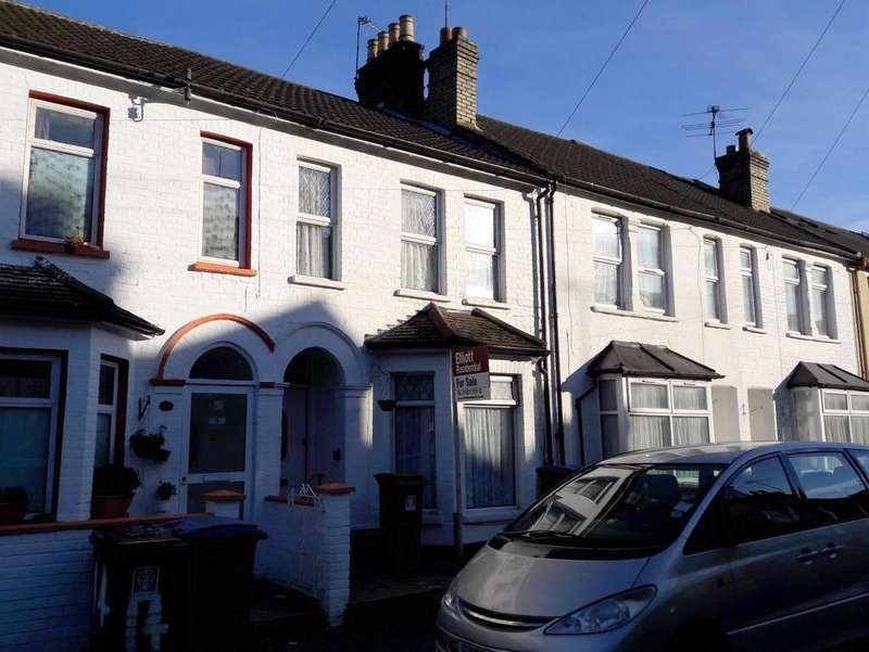 3 Bedrooms Terraced House for sale in Francis Road, Watford