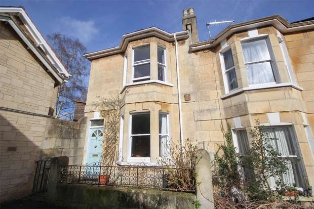 2 Bedrooms End Of Terrace House for sale in Park Avenue, BATH