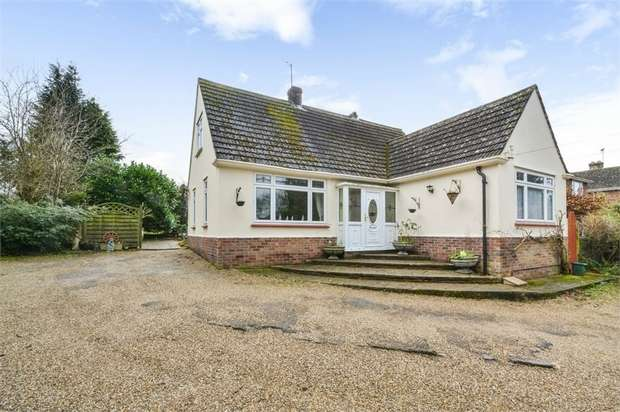 4 Bedrooms Detached House for sale in The Street, Sturmer, Haverhill, Essex