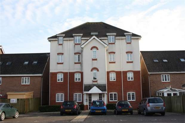 2 Bedrooms Flat for sale in Fox Court, ALDERSHOT, Hampshire