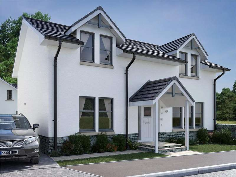 3 Bedrooms Detached House for sale in Jackton View, Jackton, G75