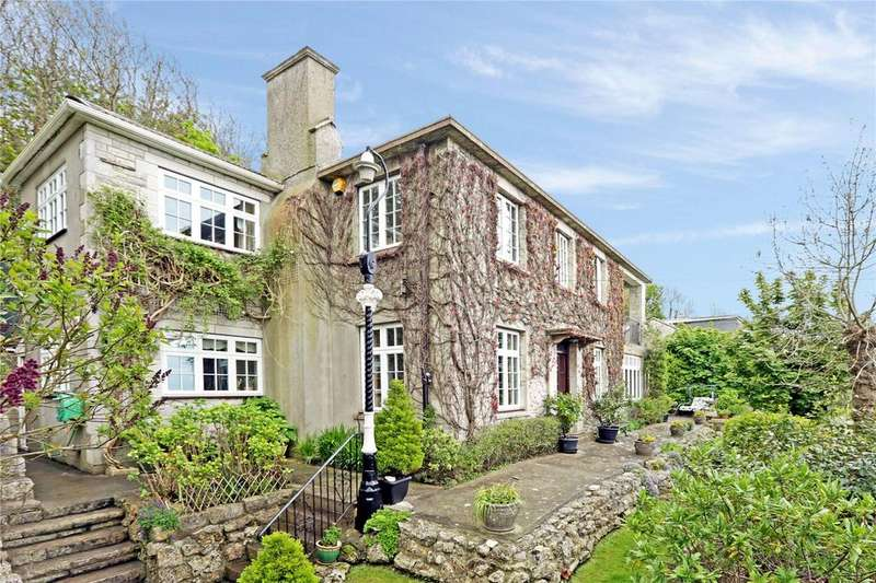 4 Bedrooms Detached House for sale in Old Hill, Portland, Dorset, DT5