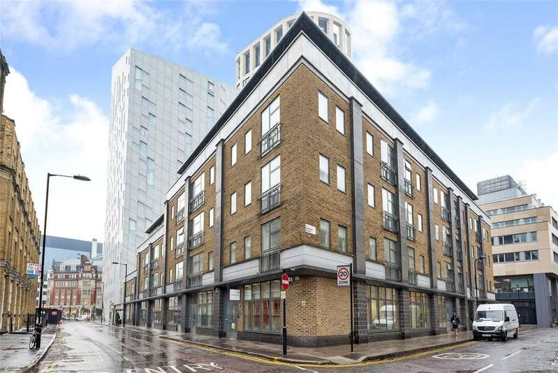 2 Bedrooms Flat for sale in Britannia Building, 12 Ebenezer Street, Islington, Shoreditch, London, N1