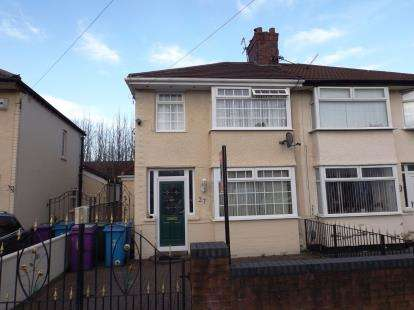 4 Bedrooms Semi Detached House for sale in Hildebrand Road, Liverpool, Merseyside, L4
