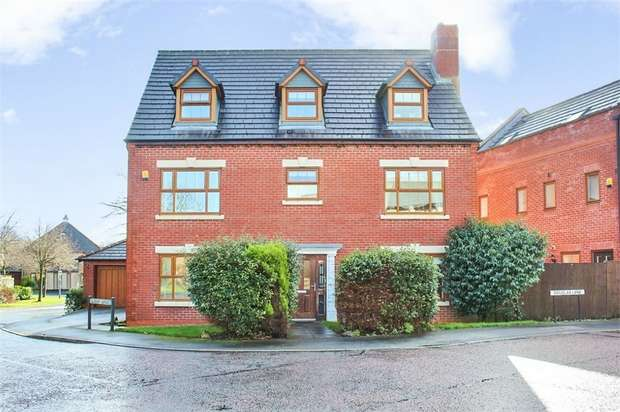 6 Bedrooms Detached House for sale in Douglas Lane, Grimsargh, Preston, Lancashire