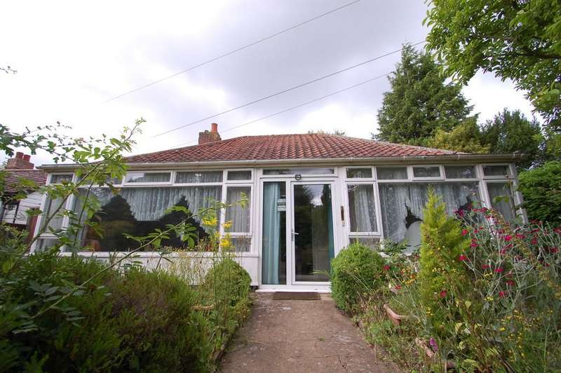 2 Bedrooms Detached Bungalow for sale in Norwich Road, Wroxham