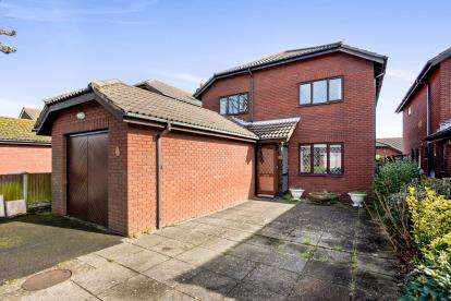 4 Bedrooms Detached House for sale in Stubbington, Hampshire, United Kingdom