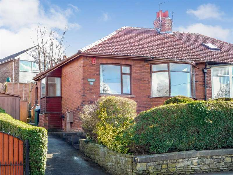 2 Bedrooms Bungalow for sale in Leeds & Bradford Road, Leeds