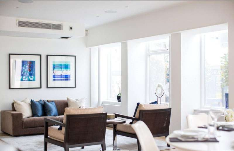 2 Bedrooms Flat for sale in Cleveland Street, Fitzrovia, London, W1T