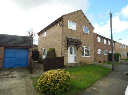 3 Bedrooms Detached House for sale in Stowmarket, Suffolk