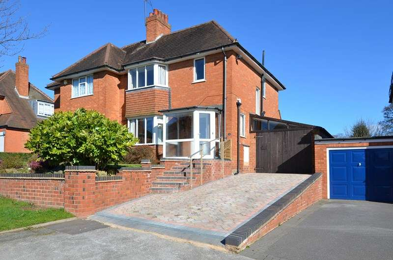 3 Bedrooms Semi Detached House for sale in St Laurence Road, Northfield, BOURNVILLE VILLAGE TRUST