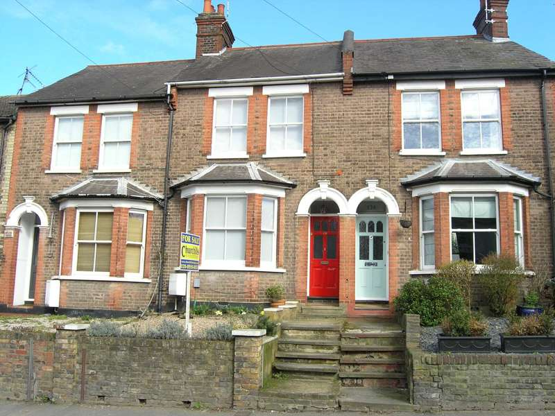 3 Bedrooms Terraced House for sale in Pinner Road, Oxhey Village