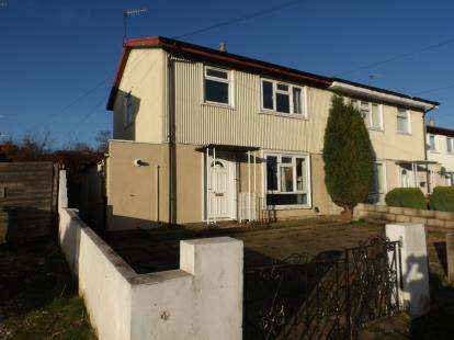 3 Bedrooms Semi Detached House for sale in Knype Way, Bradwell, Newcastle Under Lyme, Staffs