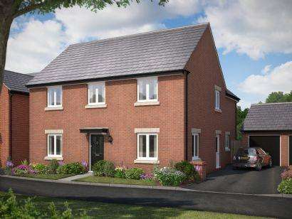 5 Bedrooms Detached House for sale in Hinckley Road, Sapcote, Leicestershire