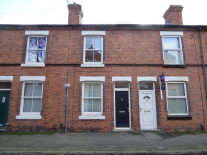 2 Bedrooms Terraced House for sale in Evelyn Street, Beeston, Nottingham