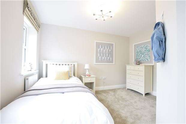 4 Bedrooms Property for sale in The Randolph, Churchill Gardens, Broad Lane, Yate, BRISTOL, BS37 7LA