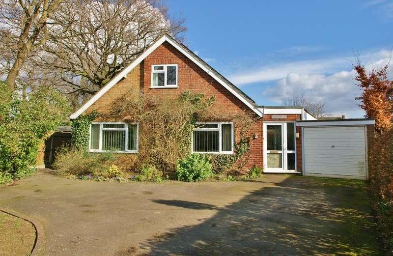 3 Bedrooms Chalet House for sale in Mayton Avenue, Frettenham, Norwich