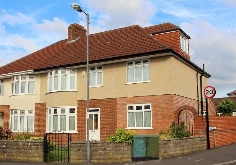 5 Bedrooms Semi Detached House for sale in Highridge Green, Highridge, Bristol, BS13