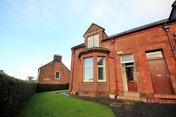 3 Bedrooms Semi-detached Villa House for sale in 1 Cumnock Road, Mauchline, KA5 5AE