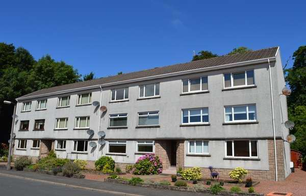 1 Bedroom Flat for sale in 5A Silverdale Gardens, Largs, KA30 9LT