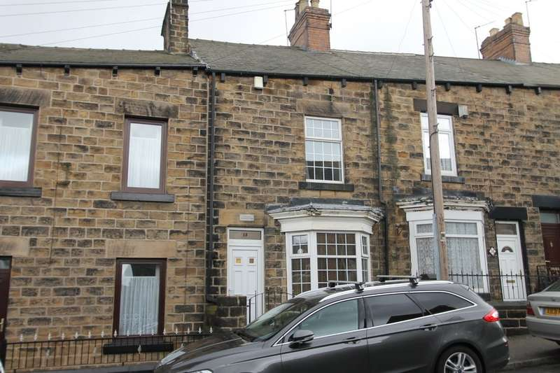 3 Bedrooms Terraced House for sale in Victoria Street, Stairfoot, Barnsley, S70 3EP