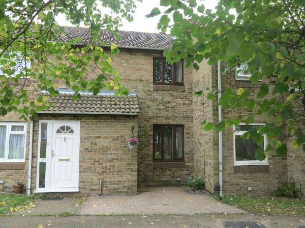 2 Bedrooms Terraced House for sale in The Delph, Lower Earley, Reading,