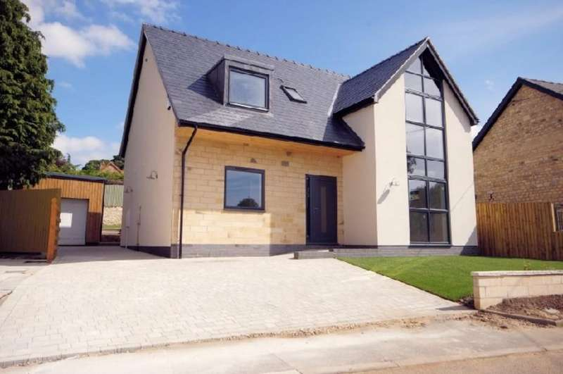 4 Bedrooms Detached House for sale in Hall Lane, Branston