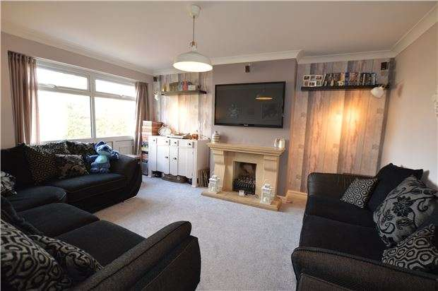 3 Bedrooms Terraced House for sale in Deerhurst, Yate, BS37 4JP