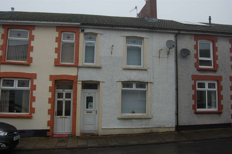 3 Bedrooms Terraced House for sale in Elm Street, Aberbargoed, Bargoed