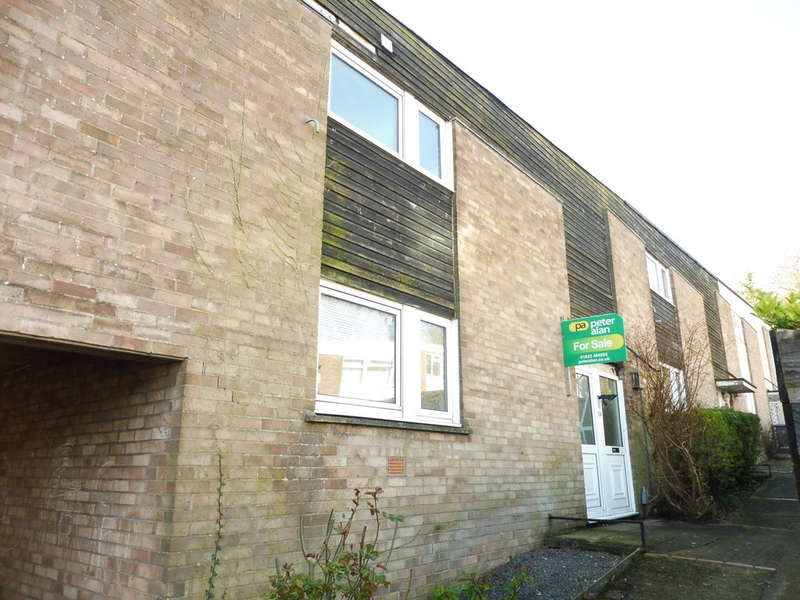 3 Bedrooms Terraced House for sale in Fairhill Walk, Fairwater, Cwmbran