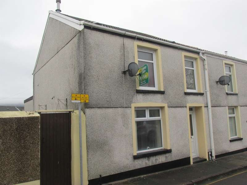 3 Bedrooms End Of Terrace House for sale in Rachel Street, Aberdare