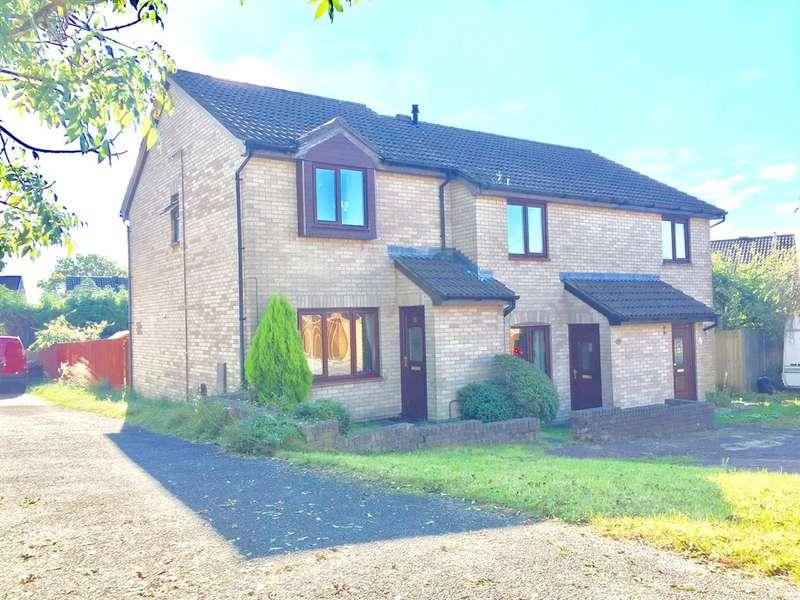3 Bedrooms End Of Terrace House for sale in Rhodfa'r Dryw, Cwmrhydyceirw, Swansea