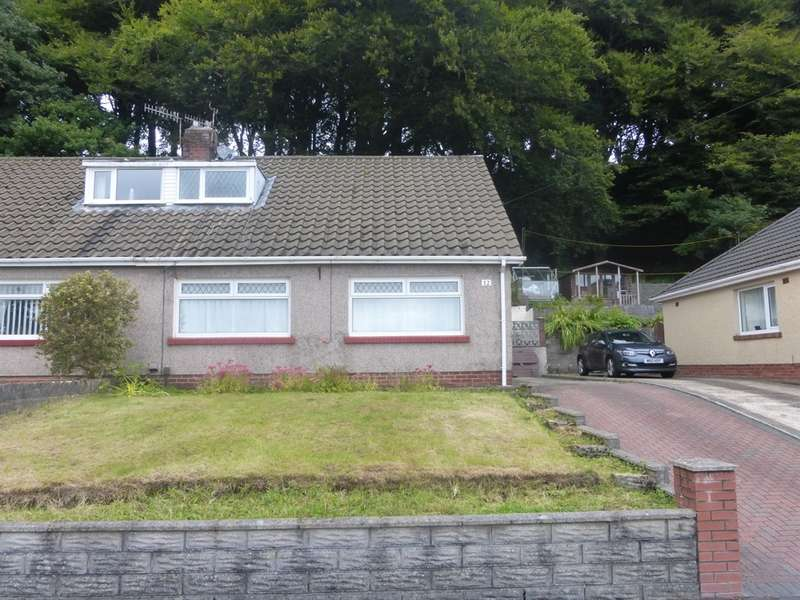 3 Bedrooms Semi Detached Bungalow for sale in Park Crescent, Neath