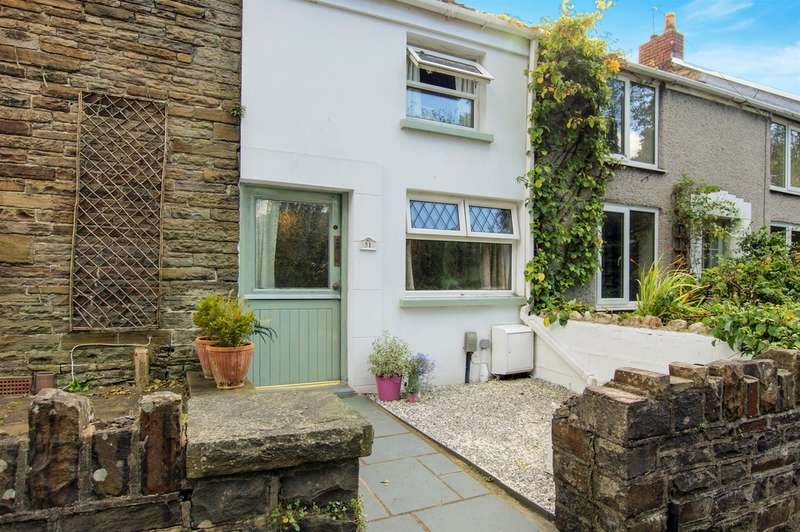 1 Bedroom Cottage House for sale in Henfaes Road, Tonna, Neath