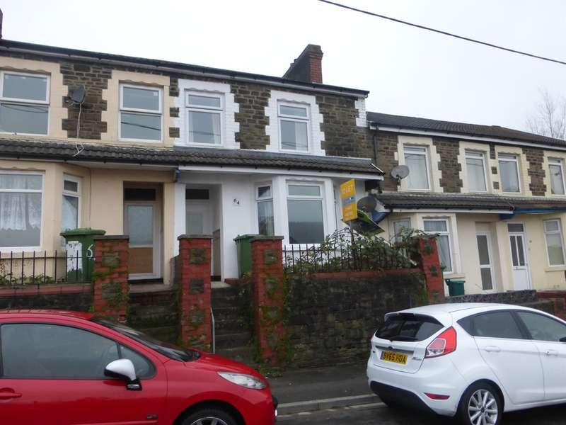 4 Bedrooms Terraced House for sale in Kingsland Terrace, Pontypridd