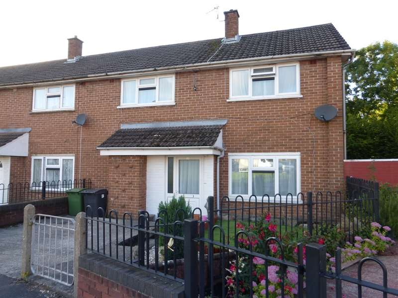 3 Bedrooms End Of Terrace House for sale in Macaulay Avenue, Llanrumney, Cardiff