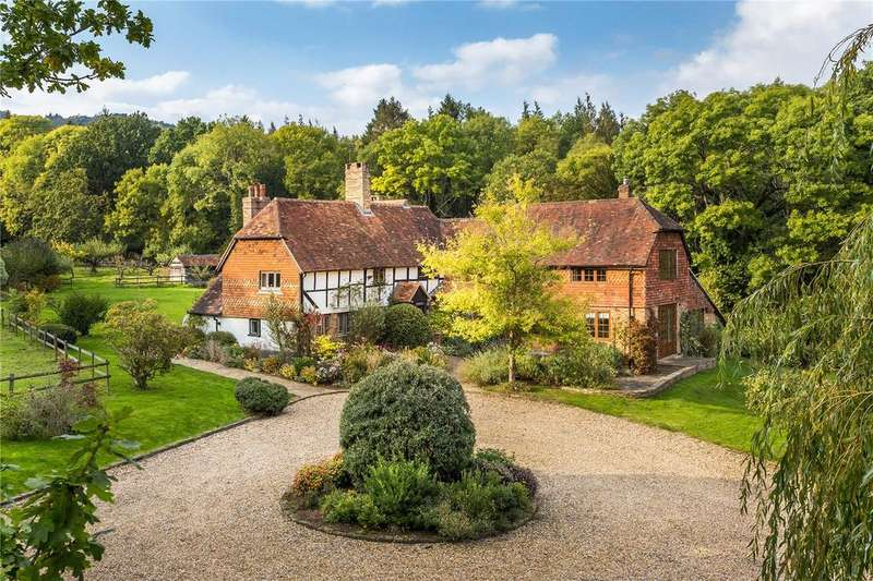 5 Bedrooms Unique Property for sale in Grayswood, Haslemere, Surrey, GU27