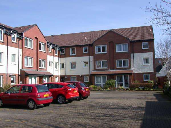 2 Bedrooms Retirement Property for sale in 18 Keil Court, 12 Hanover Street, Helensburgh, G84 7AW