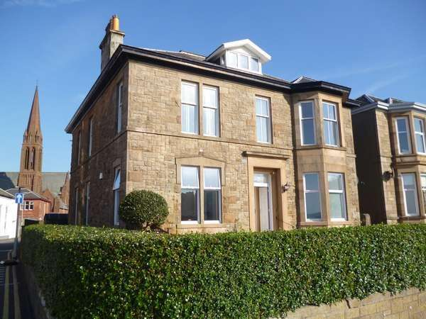 5 Bedrooms Flat for sale in 27 Stanlane Place, Largs, KA30 8DD