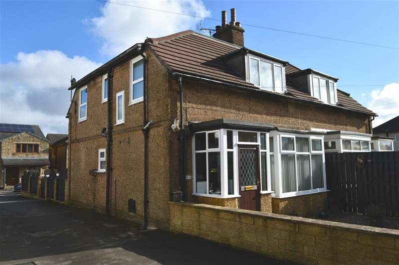 3 Bedrooms Semi Detached House for sale in Laund Road, Salendine Nook, HD3 3TY