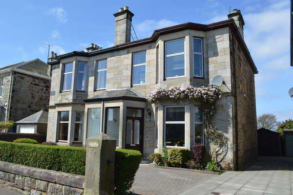 4 Bedrooms Semi-detached Villa House for sale in 47 Sorbie Road, Ardrossan, KA22 8AP