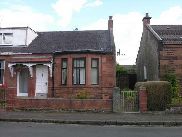2 Bedrooms End Of Terrace House for sale in 59 East Hamilton Street, Wishaw, ML2 8BH