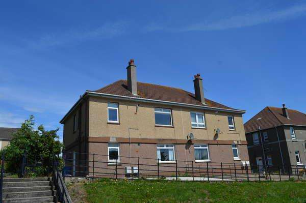 2 Bedrooms Flat for sale in 94 Glencairn Street, Stevenston, KA20 3BT