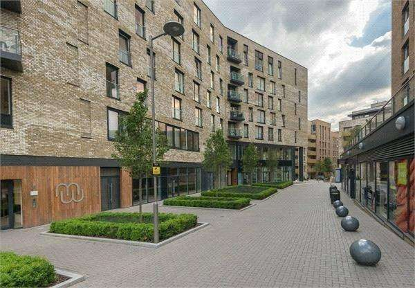 3 Bedrooms Flat for sale in Marine Wharf, Rotherhithe, London, SE16