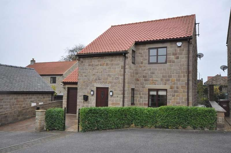 3 Bedrooms Detached House for sale in Orchard Court, Badsworth