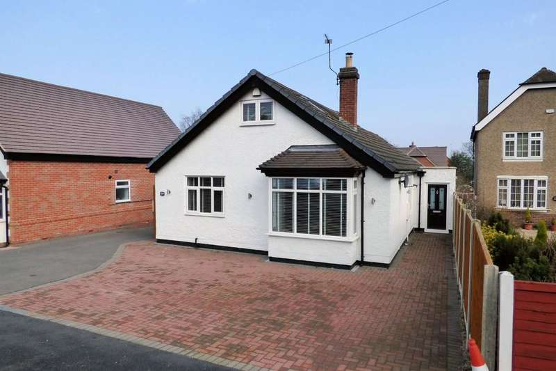 3 Bedrooms Bungalow for sale in Burton Road, Woodville